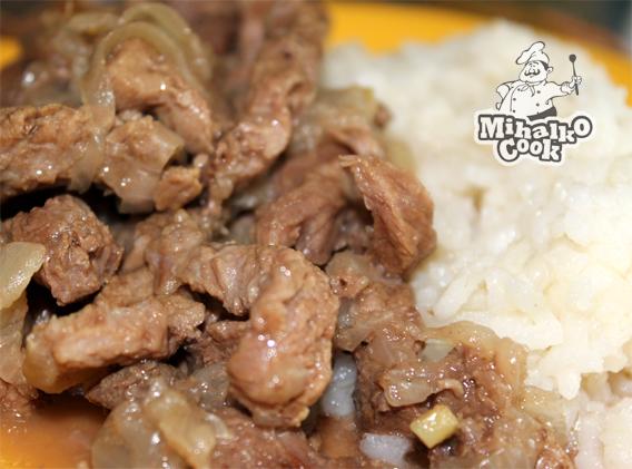 Блюда из говядины рецепты в мультиварке