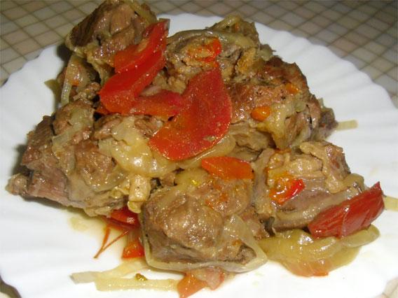 Блюда из баранины рецепты простые