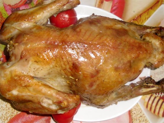 Рецепт индейки в духовке с отзывами