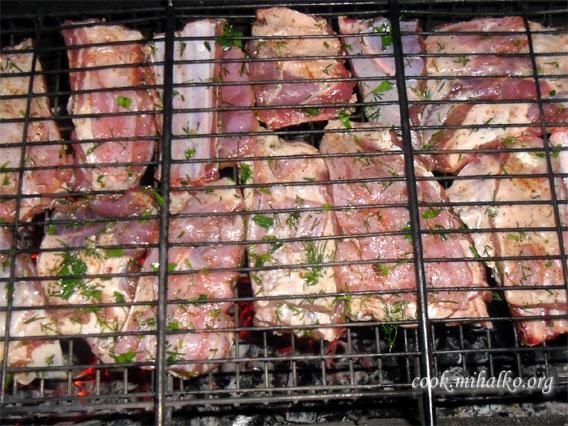 Блюда из баранины на барбекю барбекю продажа екатеринбург